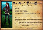 DBVR Employee Sheet - Mama T by BVicius