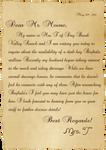 Bajkala Request Letter to OVEC