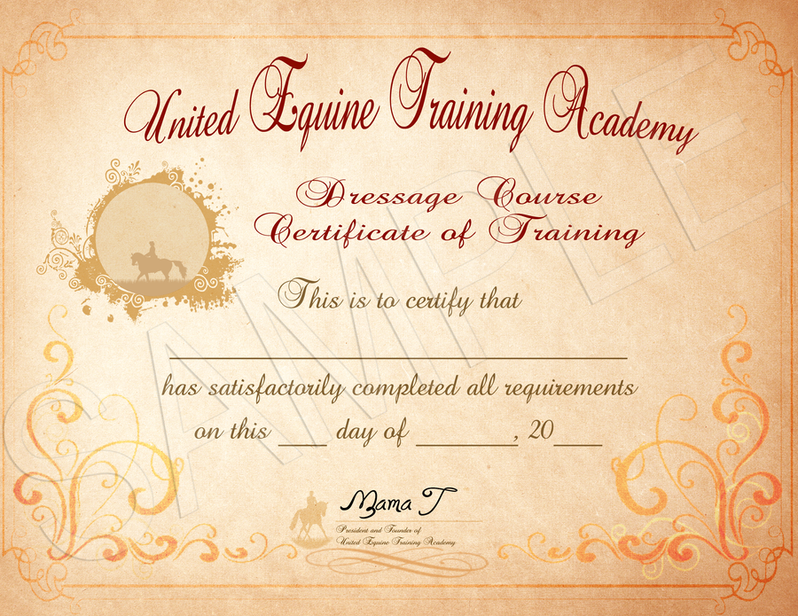 UETA Sample Certification by BVicius on DeviantArt