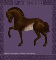 Nordanner Import 244 by BVicius