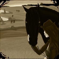 Outlaw Trail Arrival - Bonus Pic