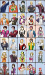APH - Ace Attorney crossover