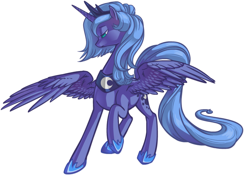 Luna by Malkshake