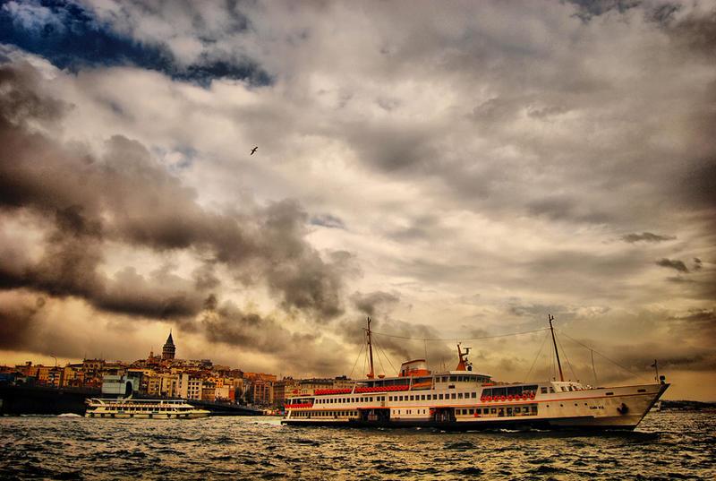 IstanbulCITY by Sadalmelek