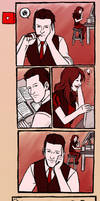 Inception - AxA - Smile by JadeRaven93