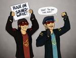 TF - Soundwave Fanboys