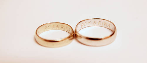 Wedding Ring by miszpinay