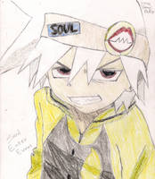 Soul Eater Evans by MaddMoni