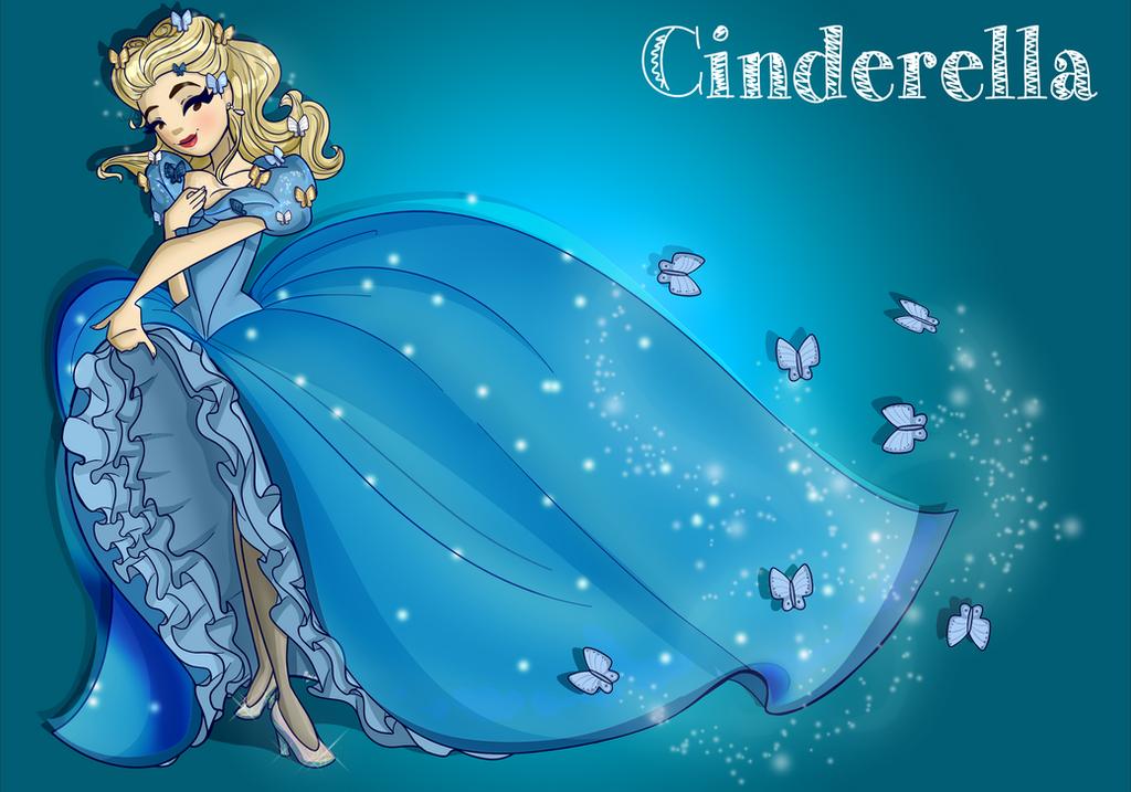 Cinderella by Jackie-Pumpkin