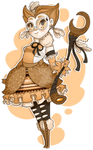 Magical Girl: Barn Owl