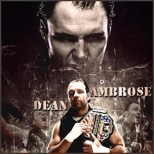 Dean Ambrose Signature By Gold010 On DeviantArt