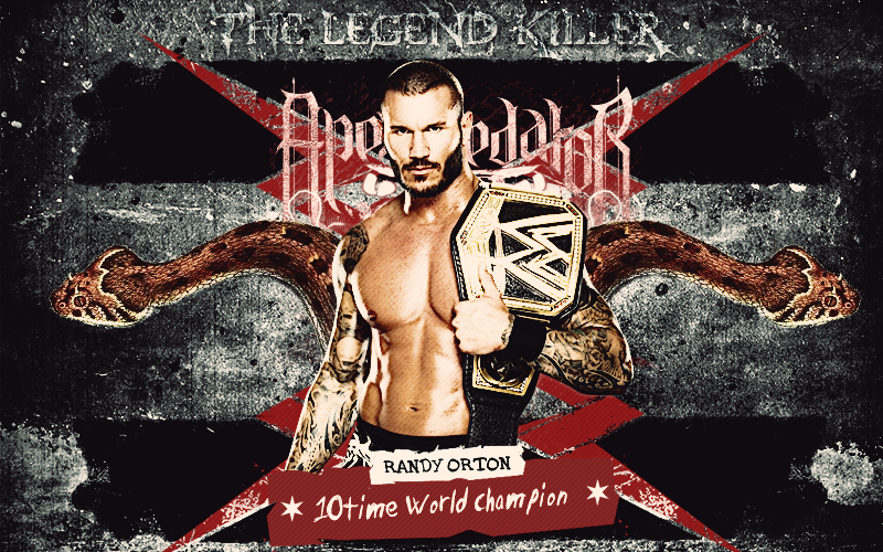 Randy Orton Wallpaper 3 By Gold010