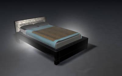 My bed. by Maxhonack