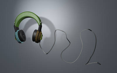 Headphones by Maxhonack