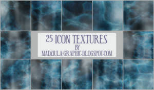 25 textures 100x100 by madziula-graphic