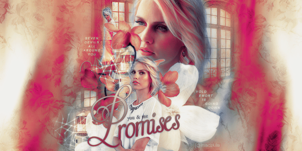 Blend : Promises by madziula-graphic