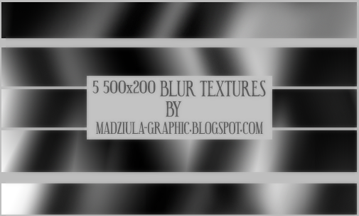 5 Blur Textures by madziula-graphic