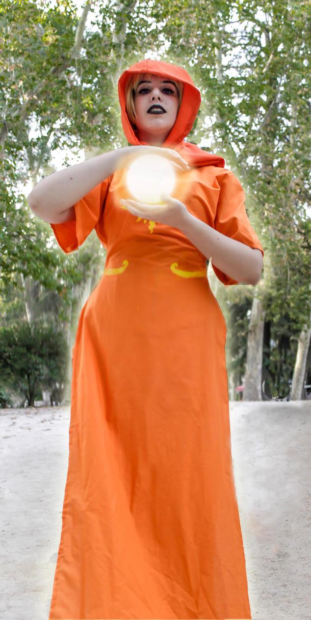 Seer of Light by MashiThana