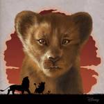 HAKUNA MATATA THE LION KING by kevinandy