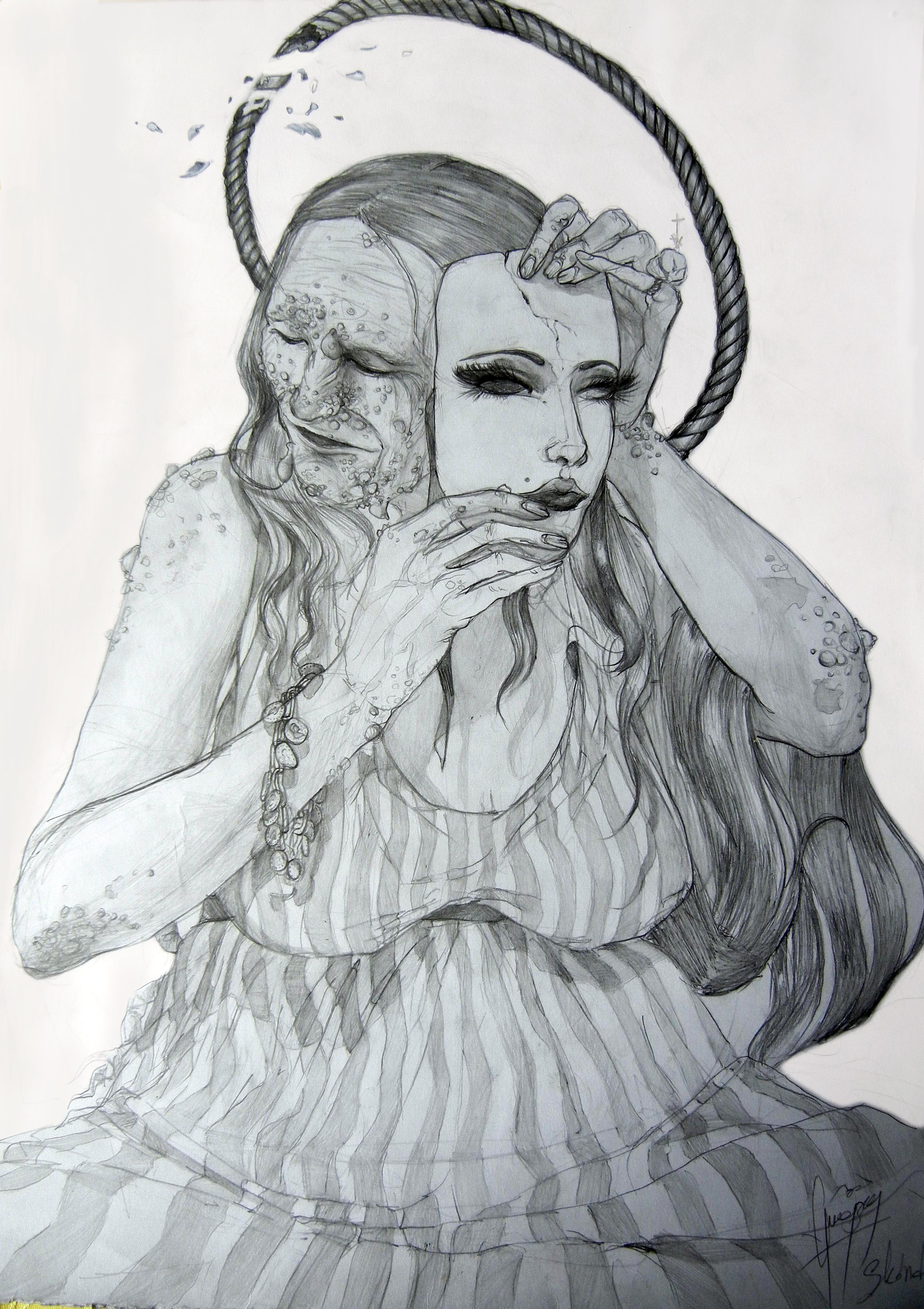 Skin deep by GregorryKalic