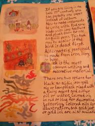 Illuminated Manuscript Project 3