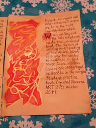 Illuminated Manuscript Project 4