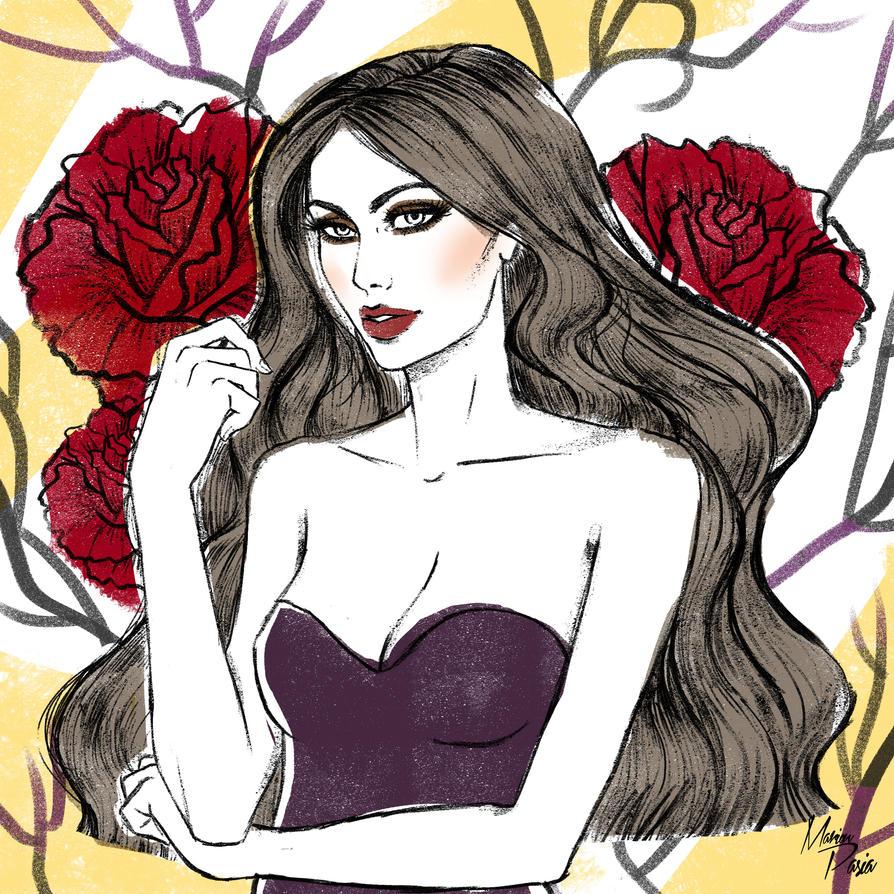 Soleil Ignacio Inspired by marionpasia17