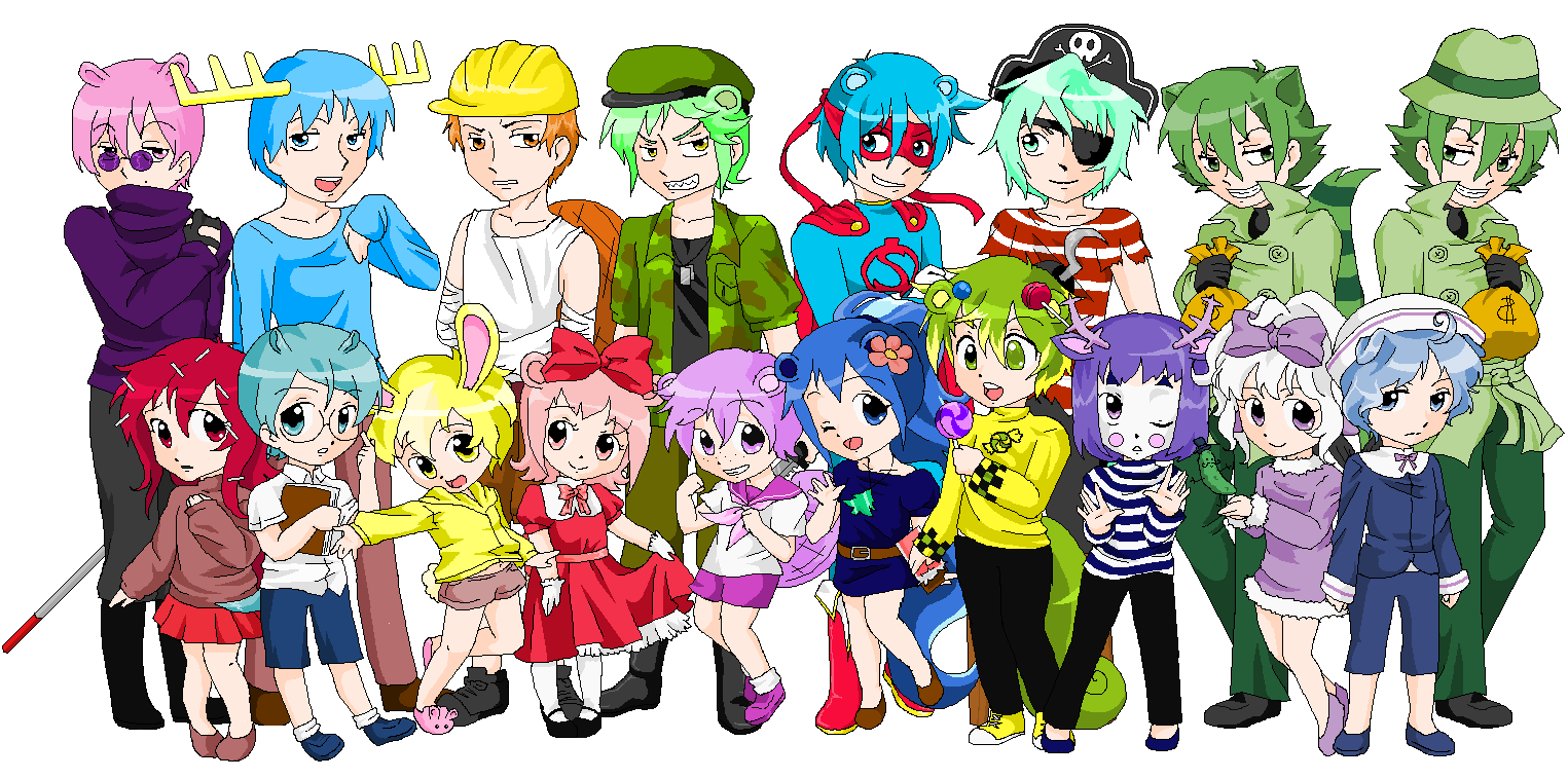 Happy tree friends (With images) | Happy tree friends ...