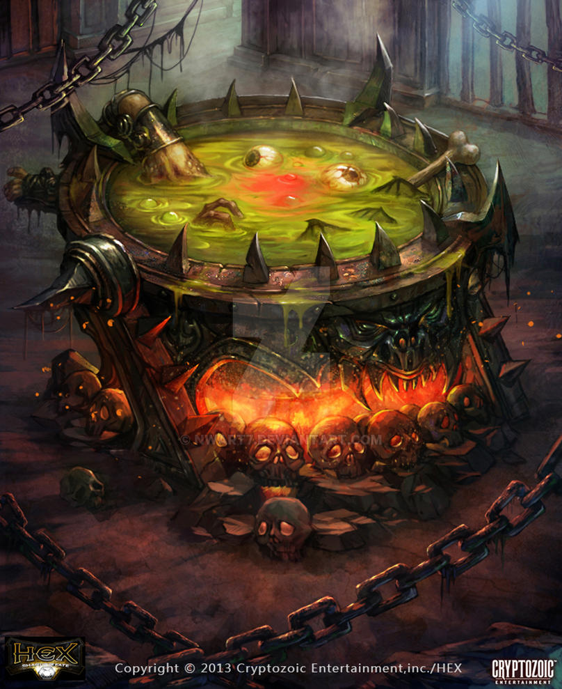 Image result for goblin pot