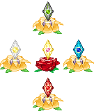 Starseed Icons for AngelofBeauty by merelei