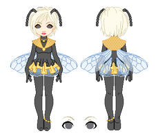 Sailor Osmia Design by merelei