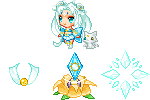PointComm: Sailor Iremia Icons by merelei