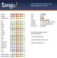 Jambo Tango for Miranda Pack by 8666