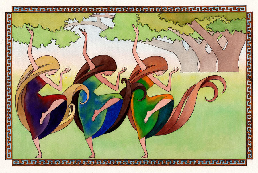 Dance Of The Three Graces Picture, Dance Of The Three ... | 900 x 604 jpeg 211kB