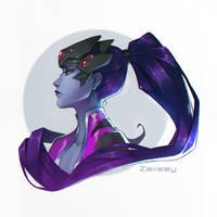 Widowmaker by Zaiisey