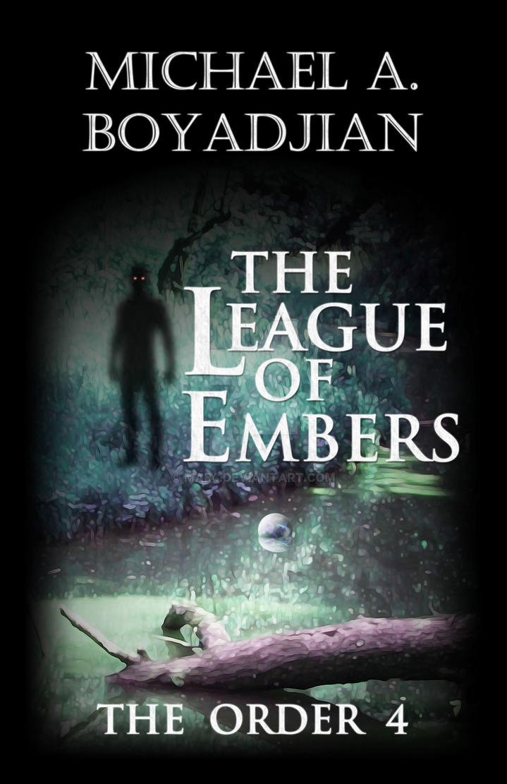 Fantasy League Book Cover : Book cover the league of embers by mab on deviantart