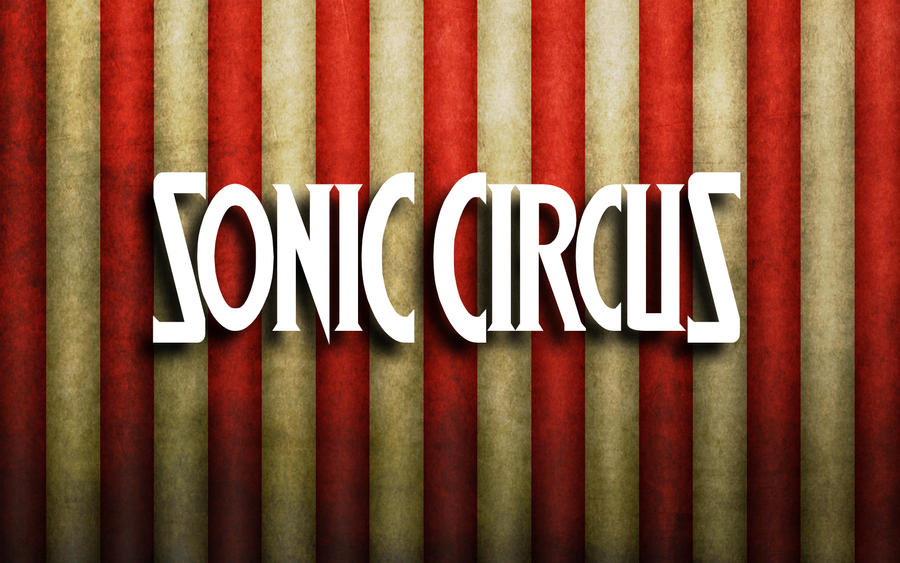 Sonic Circus Wallpaper by bluewerk