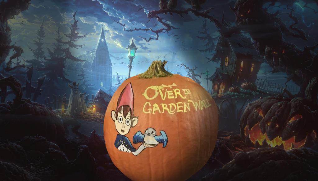 Over The Garden Wall Pumpkin By Jcis4me77 On Deviantart