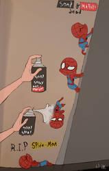 Marvel vs Sony Death Of Spider-Man