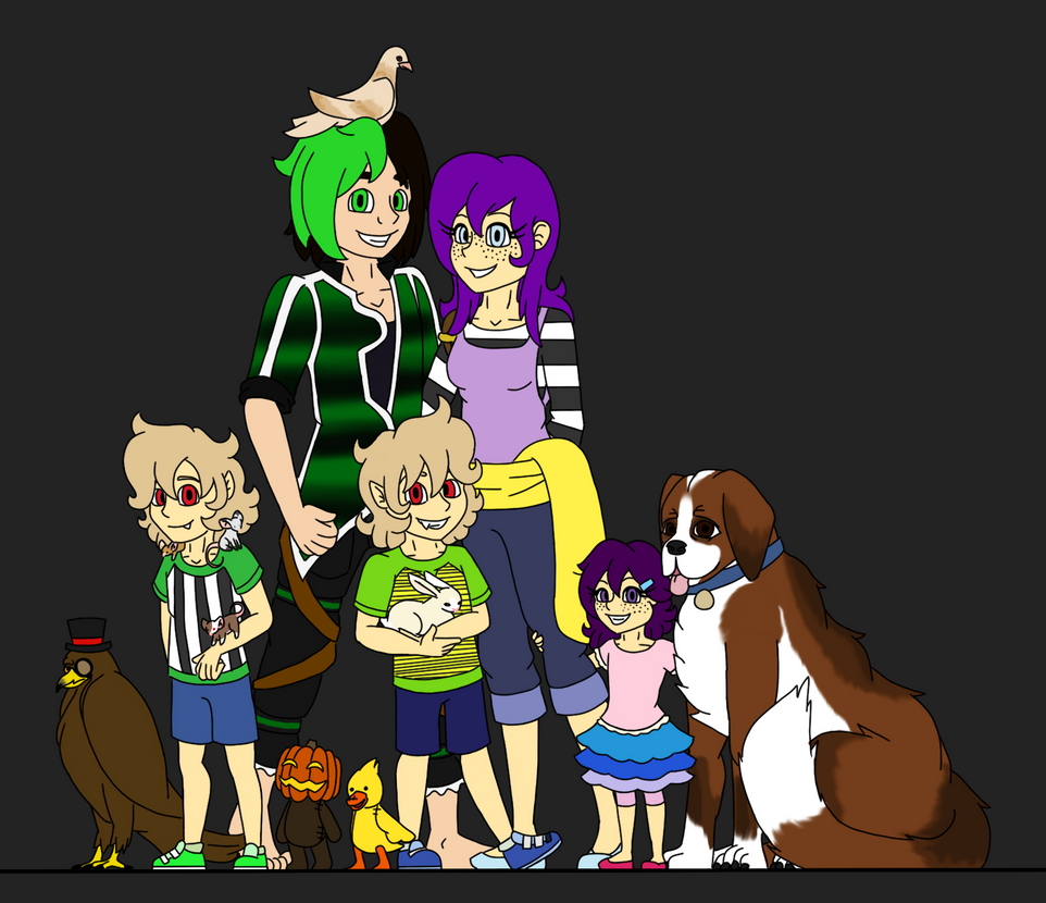 Family Photo by beckf3000