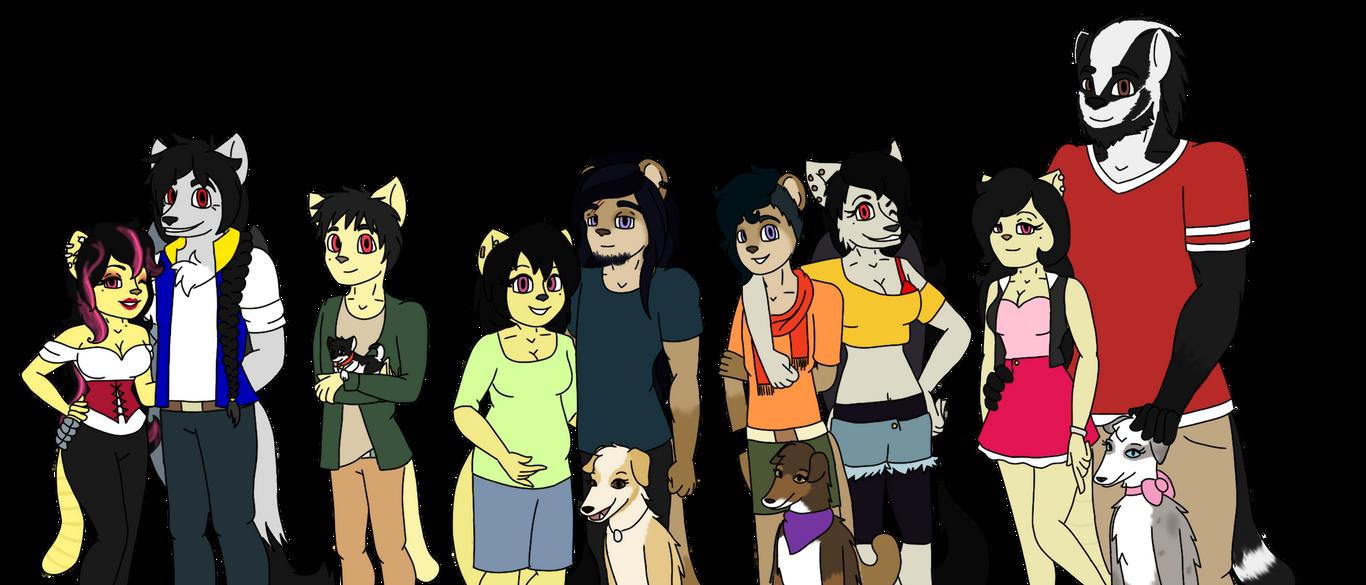 Lust's Family by beckf3000