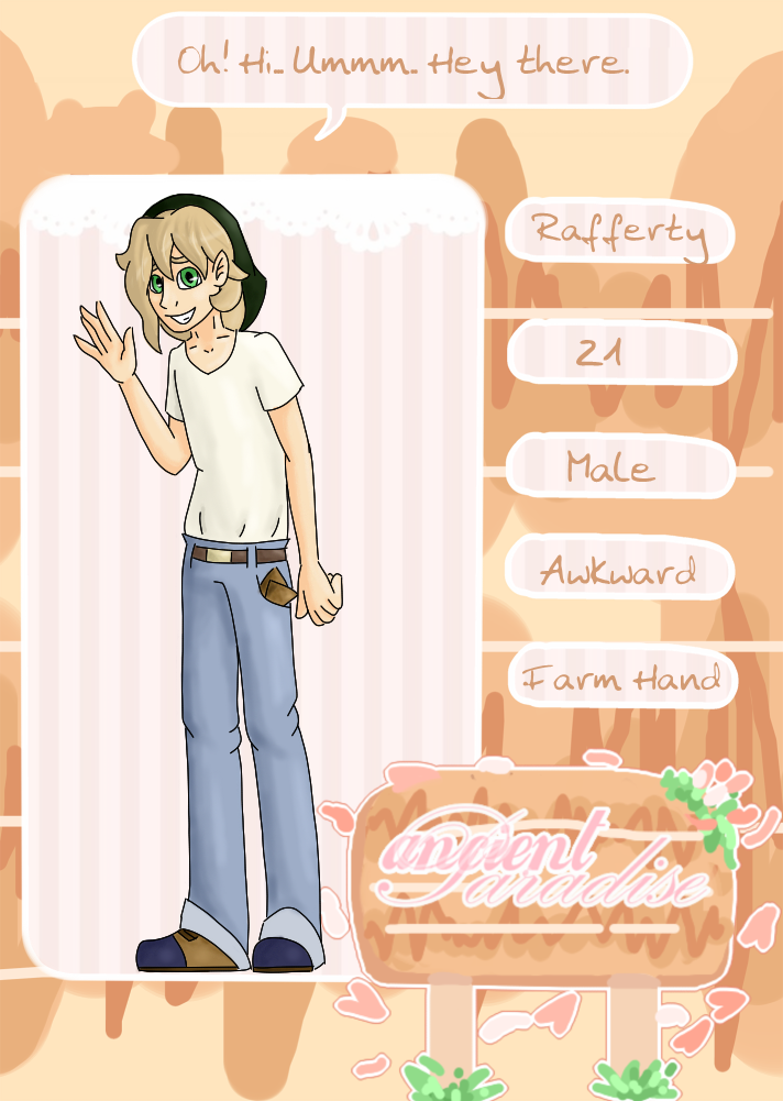 Rafferty App by beckf3000