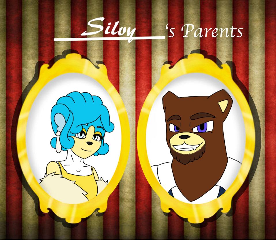 Silvy's Parents by beckf3000