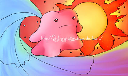 Epic Ditto by Fogdragon23
