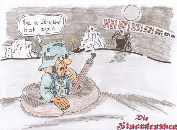 Die Sturmtruppen 2 by Solider12