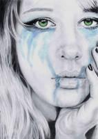 Tears by JoannaMoory