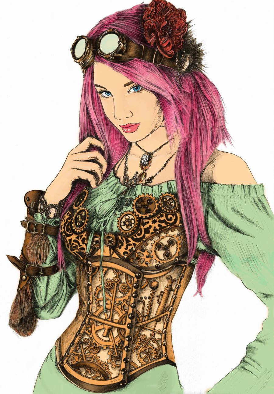 Pirate girls i feel like a woman pmv compilation 7