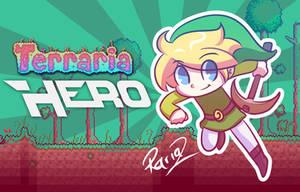 Hero - Terraria by Rariaz
