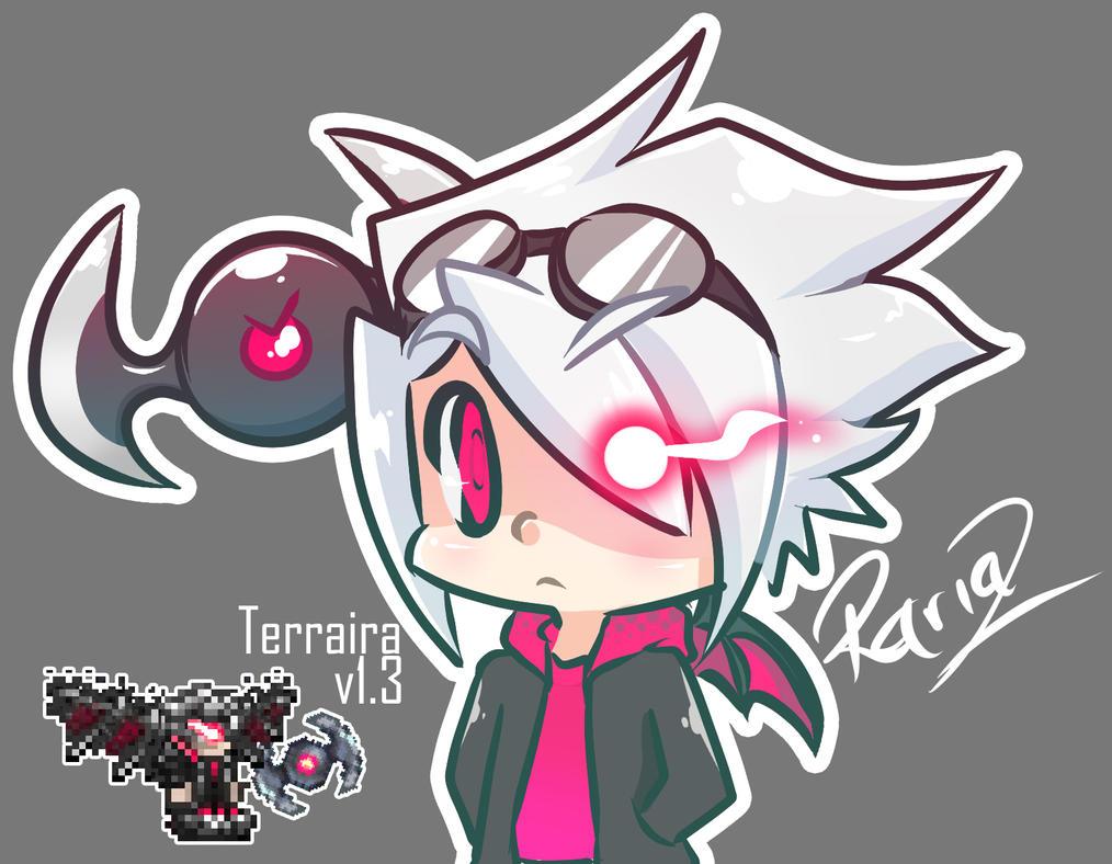 Anime Characters In Terraria : Rariaz terraria avatar by on deviantart