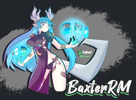 BaxterRM (avatar Laias - King's Raid)